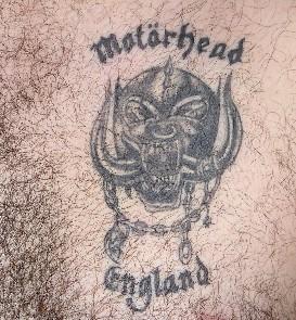 Motorhead Tat